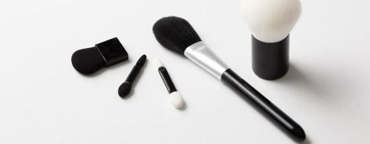 化粧用ブラシ・アプリケーター写真